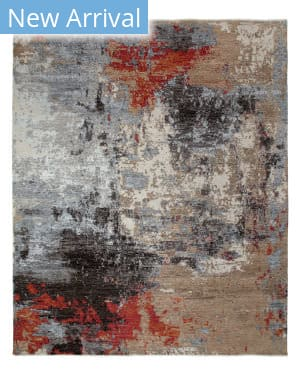 Solo Rugs Modern M8051-15  Area Rug