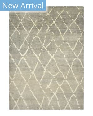 Luxor Lane Knotted Bar-S3159 Beige Area Rug