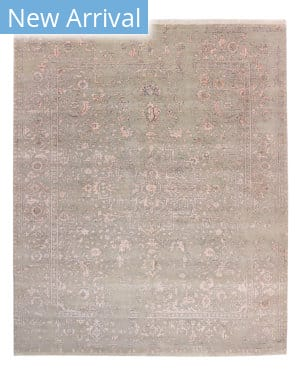 Luxor Lane Knotted Cie-S3539 Light Pink Area Rug