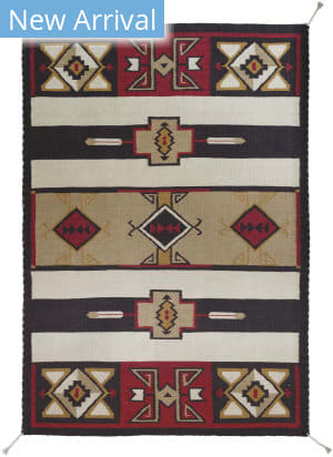 Southwest Looms Dreamcatcher N-25 Red Lake Area Rug