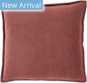 Surya Cotton Velvet Pillow Cv-030  Area Rug