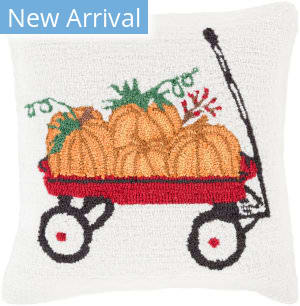 Surya Fall Harvest Pillow Fhi-006  Area Rug