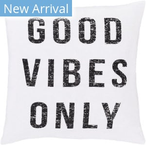 Surya Typography Pillow St-114  Area Rug