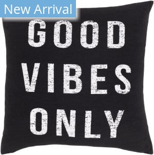 Surya Typography Pillow St-115  Area Rug