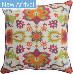 Surya Technicolor Pillow Tec-004  Area Rug
