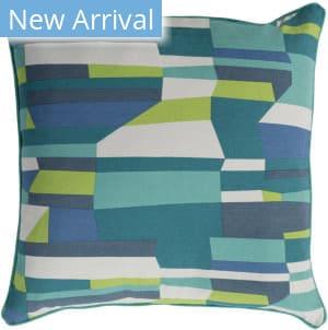 Surya Technicolor Pillow Tec-016  Area Rug