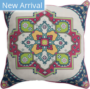 Surya Technicolor Pillow Tec-022  Area Rug