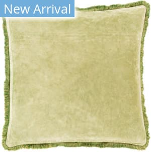 Surya Washed Cotton Velvet Pillow Wcv-004  Area Rug