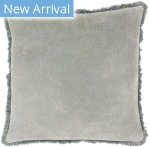 Surya Washed Cotton Velvet Pillow Wcv-005  Area Rug