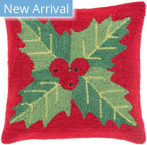 Surya Winter Pillow Wit-005  Area Rug