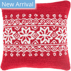 Surya Winter Pillow Wit-010  Area Rug