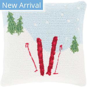 Surya Winter Pillow Wit-018  Area Rug