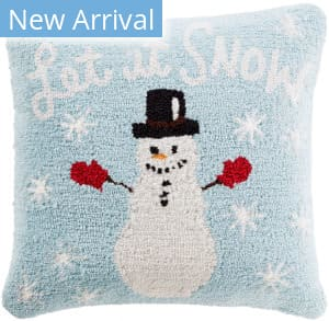 Surya Winter Pillow Wit-019  Area Rug