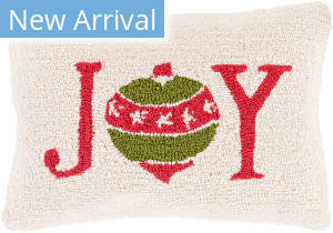 Surya Winter Pillow Wit-021  Area Rug
