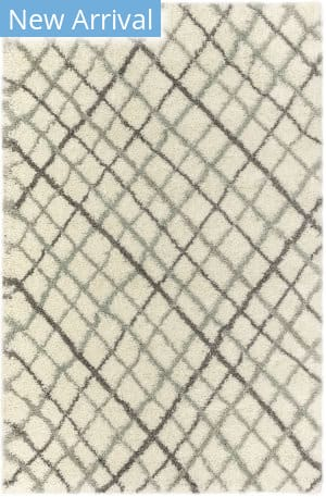 Trans-Ocean Andes Plaid 6242/06 Green Area Rug