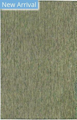 Trans-Ocean Carmel Texture Stripe 8422/06 Green Area Rug