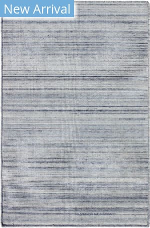 Trans-Ocean Dakota Stripe 6147/03 Blue Area Rug