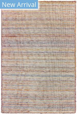 Trans-Ocean Dakota Stripe 6147/22 Sisal Area Rug