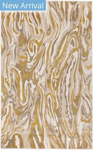 Trans-Ocean Lhasa Marble 2711/02 Cream Area Rug
