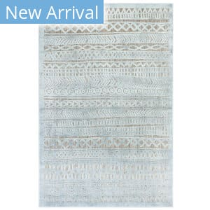 Trans-Ocean Rialto Tribal Stripe 7036/04 Blue Area Rug