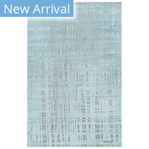 Trans-Ocean Rialto Grid 7037/04 Blue Area Rug