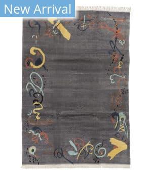 Tufenkian Tibetan Handmade Tibetan Setana Slate Area Rug