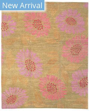 Tufenkian Tibetan Flower Power Pixie Area Rug