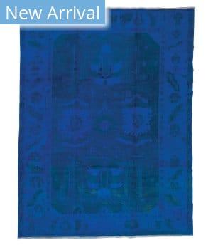 Tufenkian Knotted Navareh Flagstone Sheared Area Rug