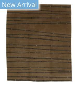 Tufenkian Tibetan Bamboo Maple Area Rug