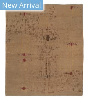 Tufenkian Tibetan Prati Maple Area Rug