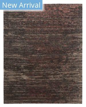 Tufenkian Tibetan Sandstone Taupe Red Area Rug