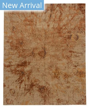 Tufenkian Tibetan Moonscape Gold Area Rug