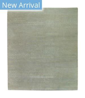 Tufenkian Tibetan Aurora Silver Area Rug