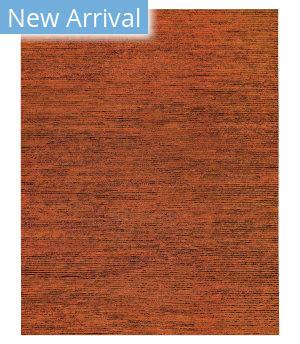 Tufenkian Tibetan Hidden Path Dyed Tangerine Area Rug