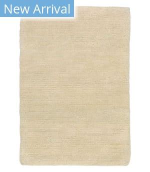 Tufenkian Tibetan Sprouts Pearl White Area Rug