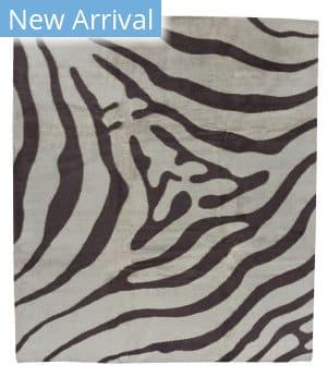 Tufenkian Tibetan Zebra Nomad Area Rug