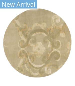 Tufenkian Tibetan Assumed Arabesque Brulee Area Rug