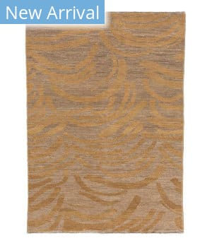 Tufenkian Knotted Clodagh Bark Green/Blue Area Rug