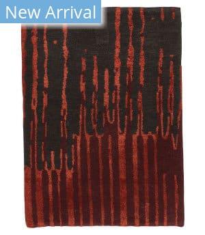 Tufenkian Tibetan Mulahara Blaze Area Rug