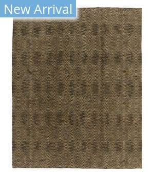 Tufenkian Knotted Presto Brown Area Rug