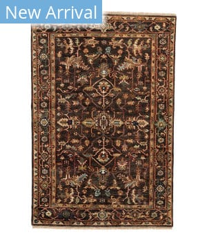 Tufenkian Knotted Jt03 Charcoal Area Rug