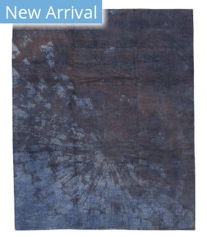 Tufenkian Tibetan Broken Glass Blue Area Rug