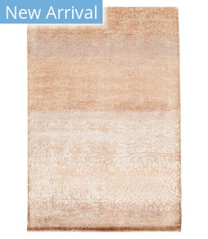 Tufenkian Knotted Rocha Coral Area Rug