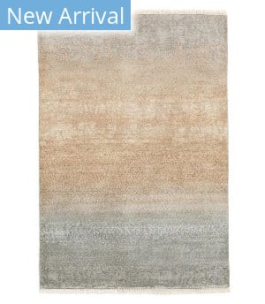 Tufenkian Knotted Rocha Grey Rose Area Rug