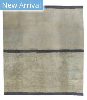 Tufenkian Tibetan Shakti Grey Area Rug
