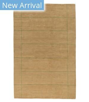 Tufenkian Tibetan Shoji Flax Wool Area Rug