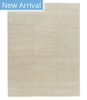 Tufenkian Knotted Smith Ecru Area Rug
