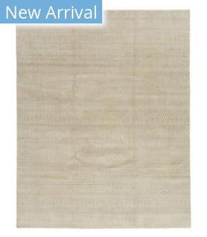 Tufenkian Knotted Smith Tan Area Rug