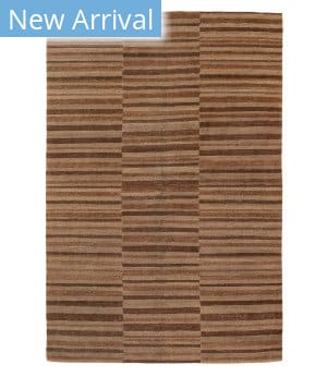 Tufenkian Tibetan Strie Check Deep Area Rug