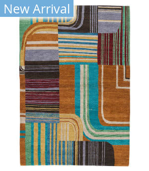 Tufenkian Tibetan Terrace Bright Multi Area Rug